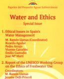 Papeles de Aguas Subterráneas nº 5: Water and Ethics