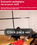 Evaluación pedagógica del proyecto VyVE