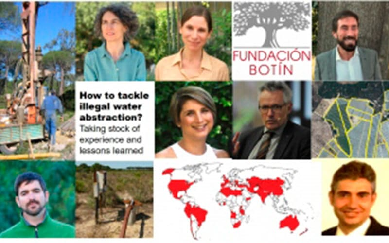 Webinar – How to tackle illegal water abstraction? Taking stock of experience and lessons learned