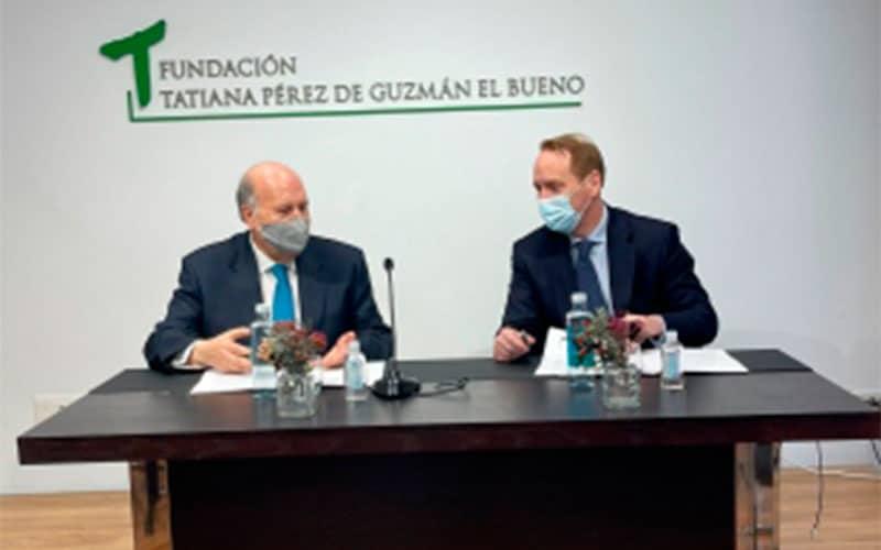 La Fundación Botín y la Fundación Tatiana colaboran para hacer frente a la desigualdad social provocada por la COVID-19 en Castilla y León