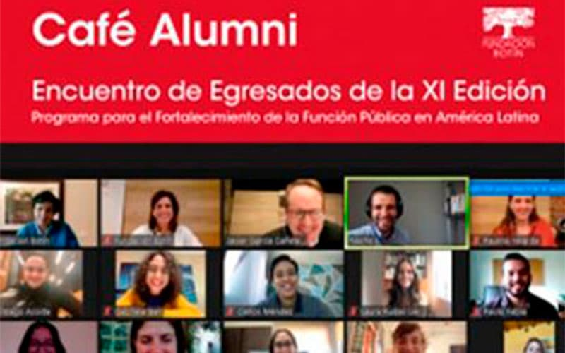 Café Alumni: encuentro de egresados de la XI Edición del Programa