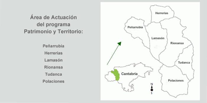 Programa patrimonio y territorio de la Fundación Botín