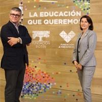 Fátima Sánchez y José Luis Vicario. «Artes, emociones y creatividad»