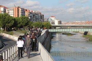 'El río Manzanares a pie' sacará a la luz los tesoros naturales y culturales del río principal de Madrid