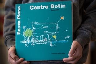 «Centro Botín, Santander», un libro que narra cómo se gestó y se desarrolló el proyecto más importante de la Fundación Botín