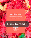 Actividades Otoño 2014 de la Fundación Botín. Conciertos, conferencias, exposiciones y talleres