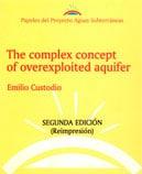 Papeles de Aguas Subterráneas nº 2: The complex concept of overexploited aquifer
