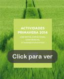 Actividades Primavera 2014 de la Fundación Botín. Conciertos, conferencias, exposiciones y talleres