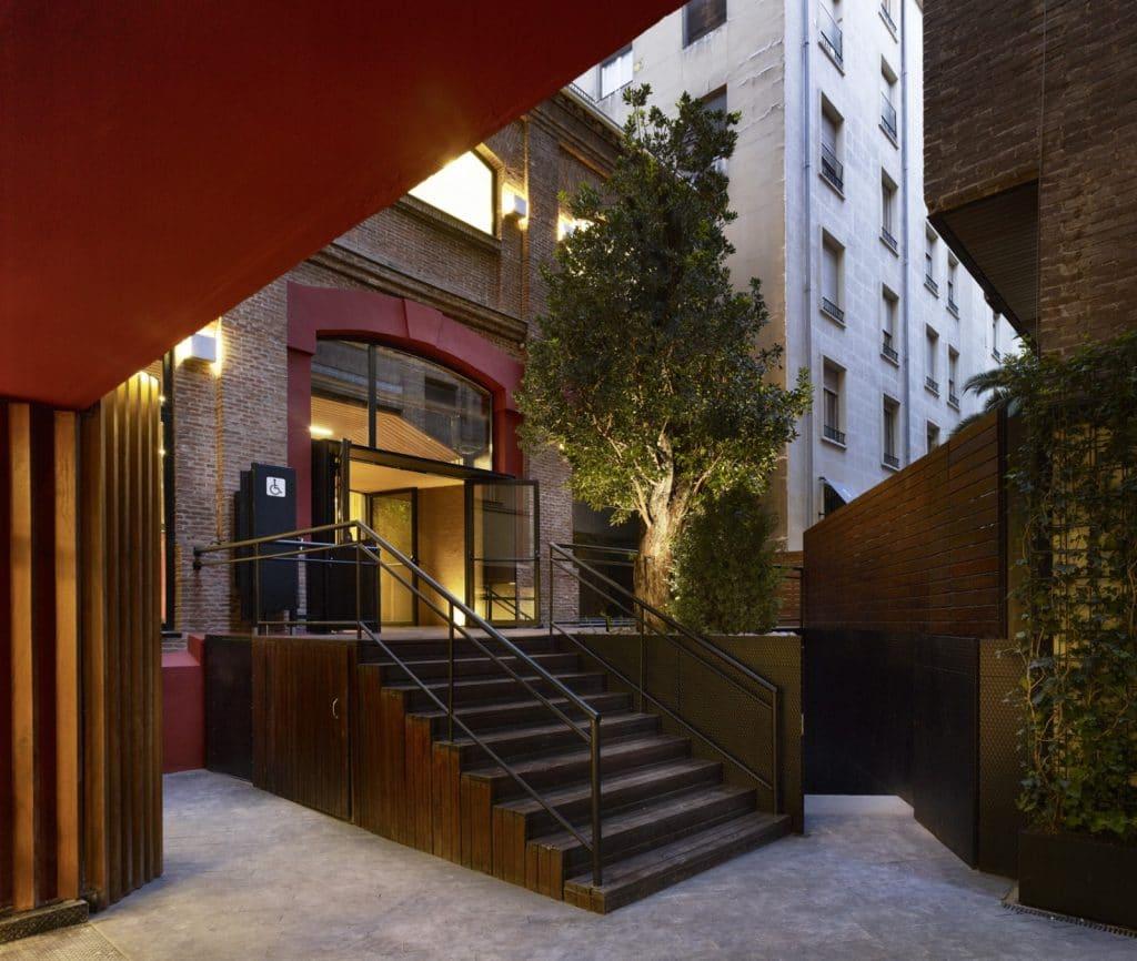 Sede Madrid Fundación Botín