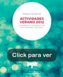 Actividades Verano 2012 de la Fundación Botín. Conciertos, conferencias, exposiciones y talleres