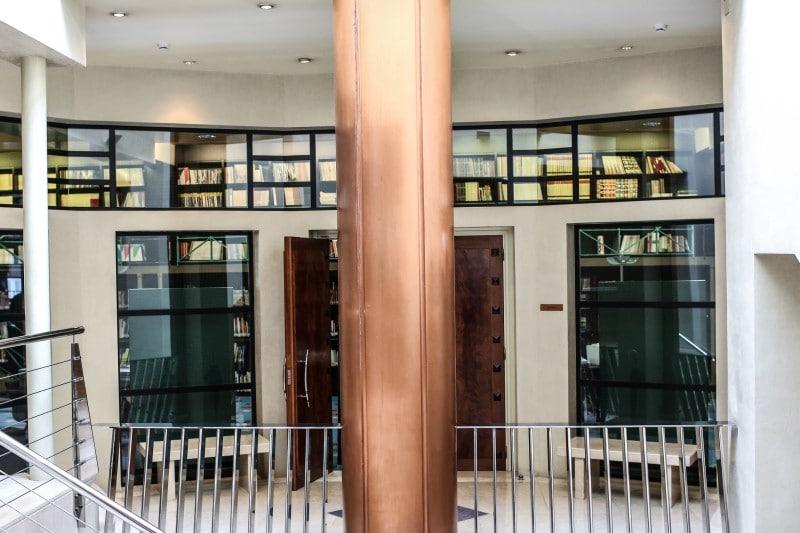 biblioteca de la fundacion botin