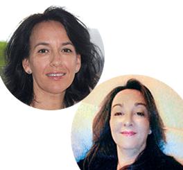 Elena Presencio y Yoana Granero. «Educar #Buenamente»
